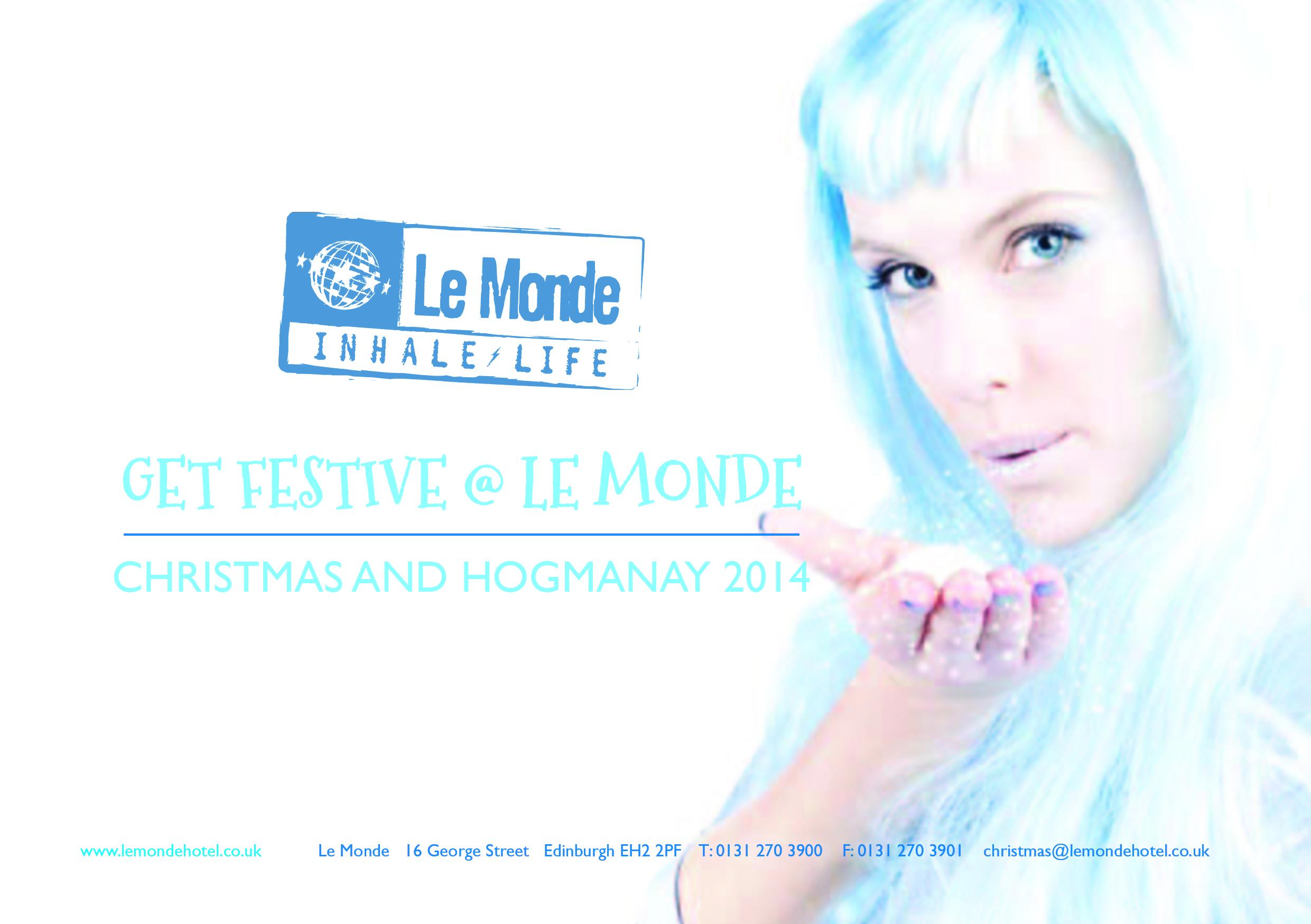 Festive Brochure