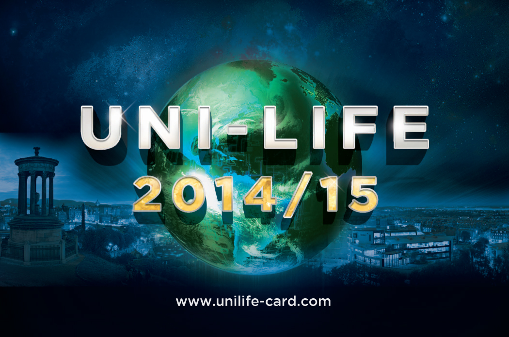 UNIVERSAL LIFE CARD 85x55