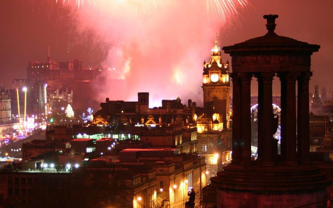 Edinburgh's Hogmanay 2019/20