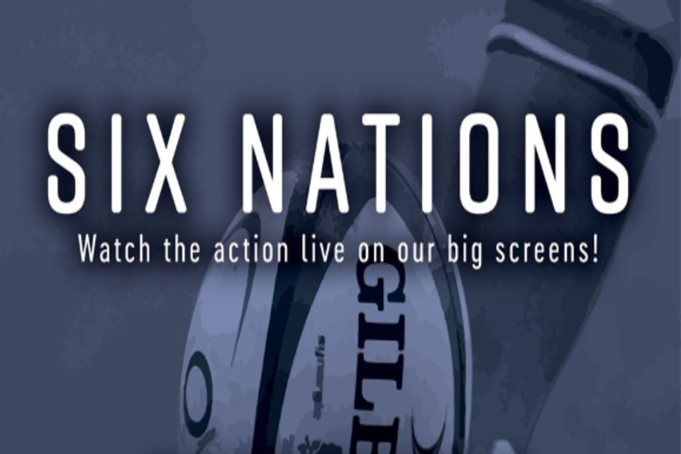 Six Nations 2020 LIVE at Le Monde